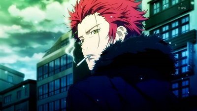 Mikoto Suoh from K is one of the best husbando in anime!