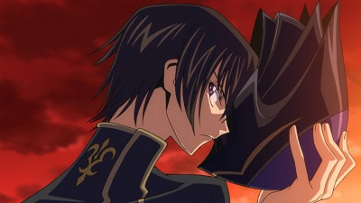 Lelouch vi Britannia from Code Geass is one of the best husbando in anime!