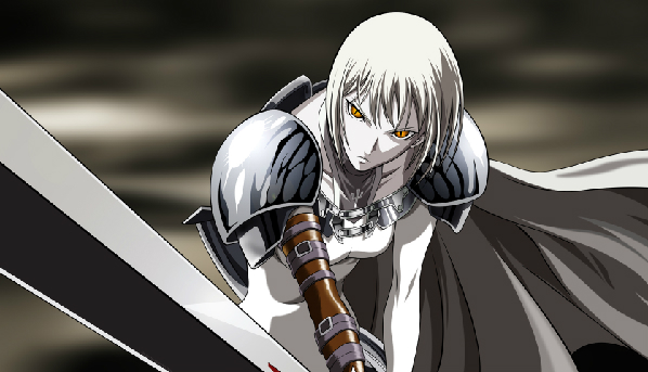 Top 20 Anime Weapons Claymore Claymore
