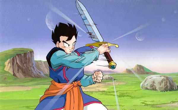 Top 20 Anime Weapons Dragon Ball Z Z Sword