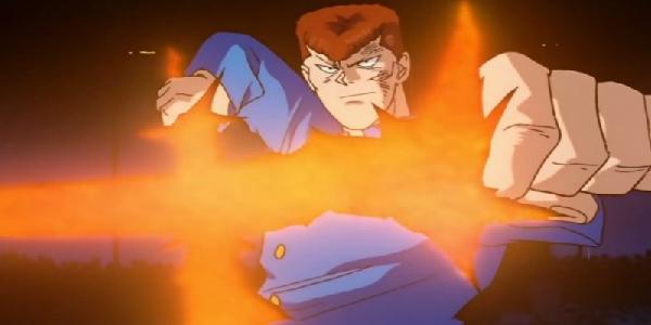 Top 20 Anime Weapons Yu Yu Hakusho Spirit Sword