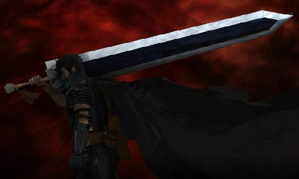 Top 20 Anime Weapons Soul Berserk Dragonslayer