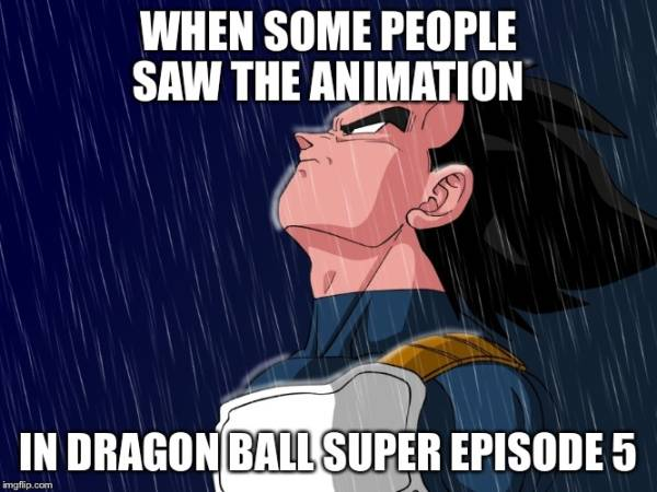 Dragon Ball Super, memes, Vegeta