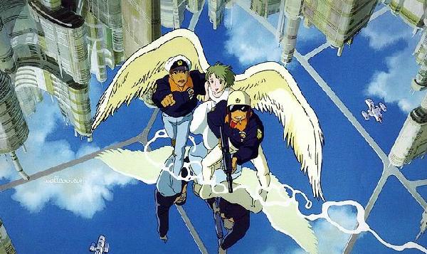 On Your Mark, beautiful anime art