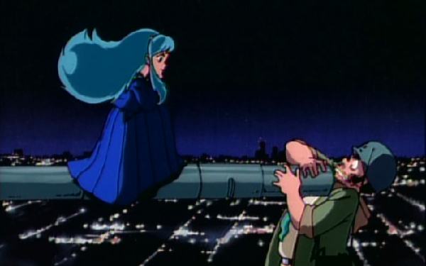 Urushi Yatsura Movie 2: Beautiful Dreamer, Beautiful Anime Art