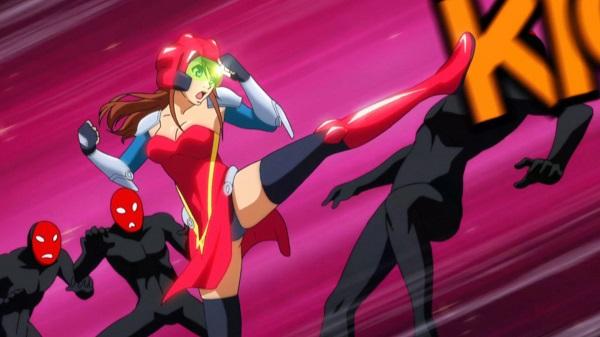 Worst Anime Wonder Momo Momoko Kanda
