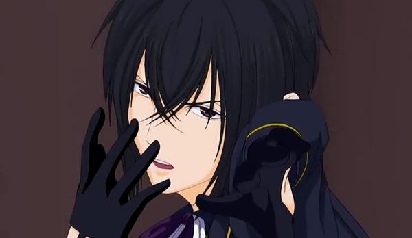 Worst Anime Vampire Holmes Holmes