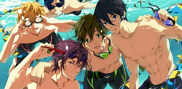 Free! Anime Endings (ED)