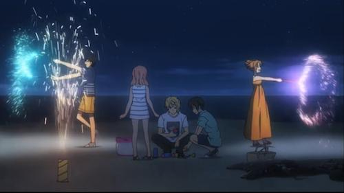 Golden Time: must-watch anime beach episodes