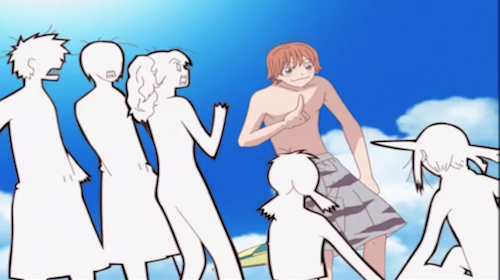 Lovely Complex: Risa and friends must-watch anime beach episodes