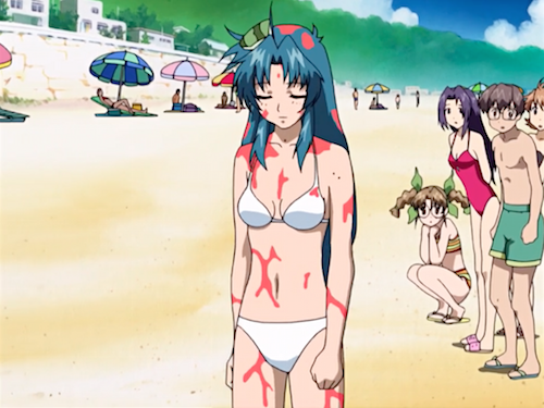 Full Metal Panic? Fumoffu: Kaname must-watch anime beach episodes