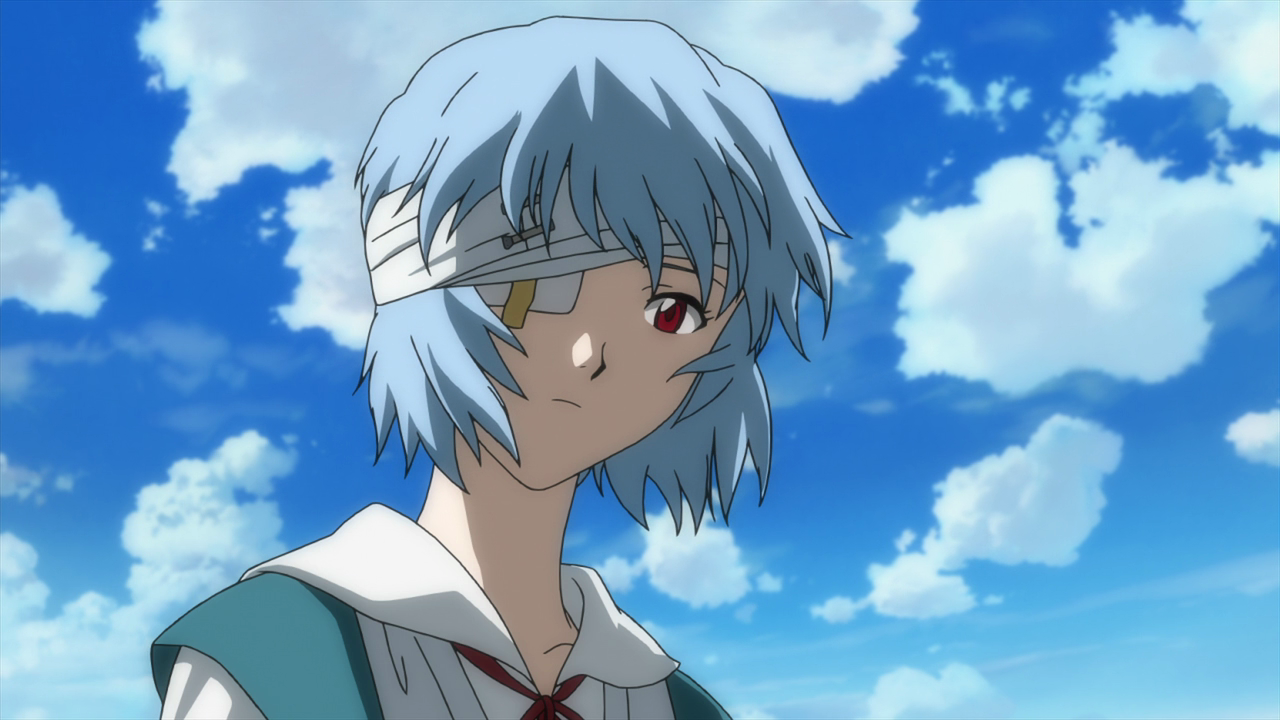 Ayanami Rei Neon Genesis Evangelion Anime Tropes and Character Tropes
