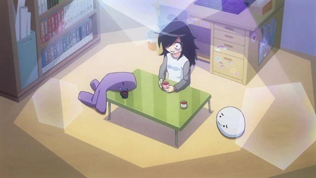 Tomoko Kuroki Watashi ga Motenai no wa Dou Kangaetemo Omaera ga Warui! Anime Tropes and Character Tropes