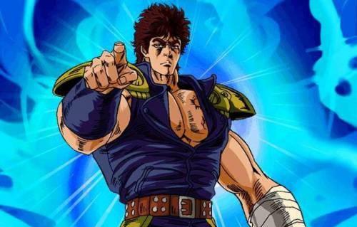 Fist of the North Star (Hokuto no Ken) gif must watch anime classics popular anime classic anime