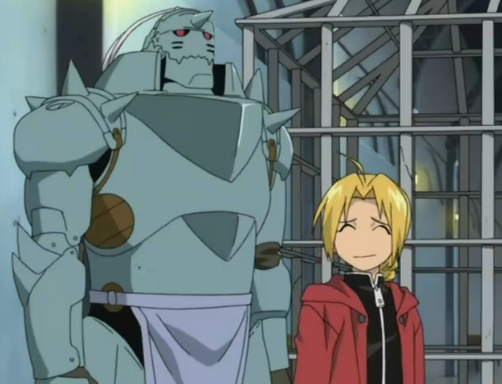 Anime Filler Episodes can be great! Here are Alphonse and Edward from Full Metal Alchemist!