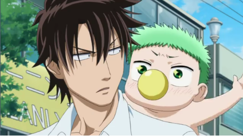 Anime Filler Episodes can be great! Here are Oga and Beel from Beelzebub!