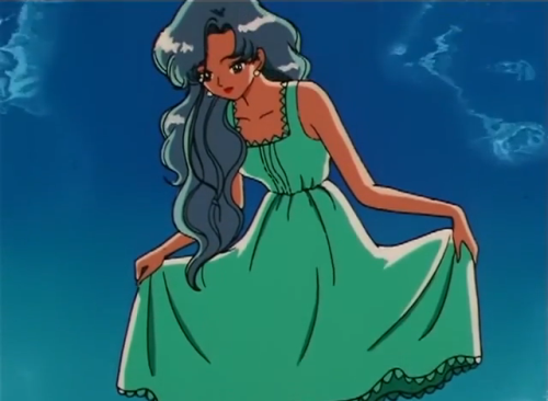 Anime Filler Episodes can be great! Here is Fisheye from Bishoujo Senshi Sailor Moon SuperS!