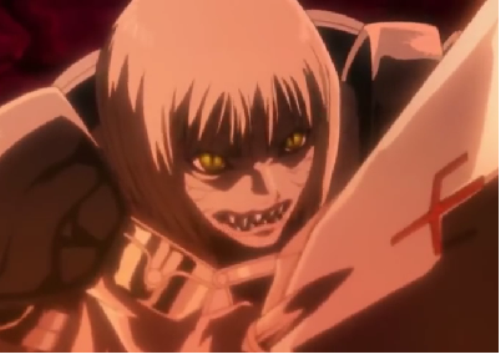 Anime Filler Episodes can be great! Here is Clare from Claymore!
