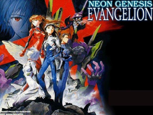 neon genesis evangelion art rinkya