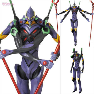 Neon Genesis Evangelion Real Action Heroes Neo No.684 Evangelion Unit 13 Figure