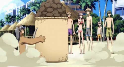 Special A: SA Class must-watch anime beach episodes