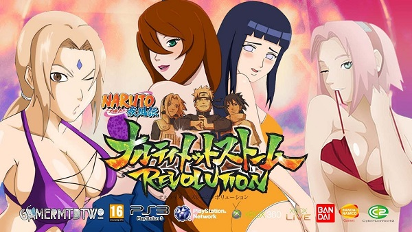 Naruto Shippuden: Ultimate Ninja Storm Revolution is one of the best naruto games ever dattebayo!