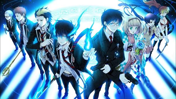 Ao no Exorcist Anime Endings (ED)