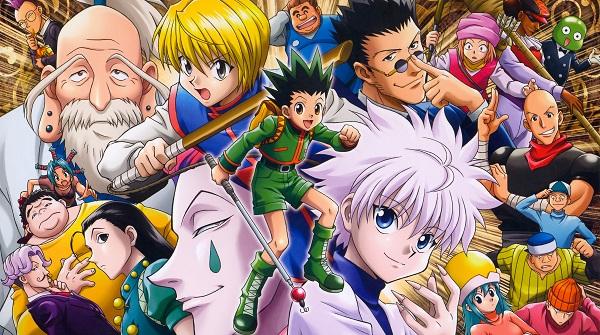 Hunter x Hunter Anime Endings (ED)