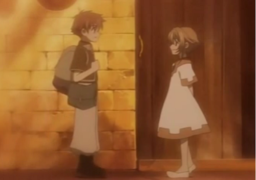 Anime Filler Episodes can be great! Here are Syaoran and Sakura from Tsubasa Chronicle!