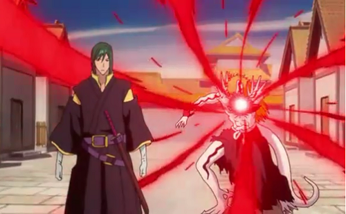 Anime Filler Episodes can be great! Here are Ichigo and Yushima from Bleach!