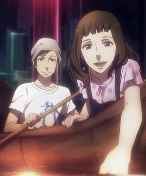 Death Parade - Shigeru and Mai