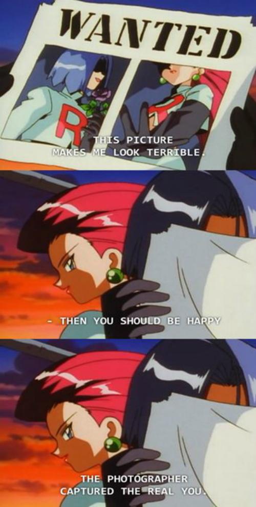 team rocket, jessie, Musashi, Kojirou, Nyarth, james, meowth, pokemon jokes