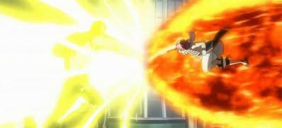 Fairy Tail Natsu Dragneel vs Laxus quote