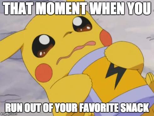Pokemon: Pikachu meme