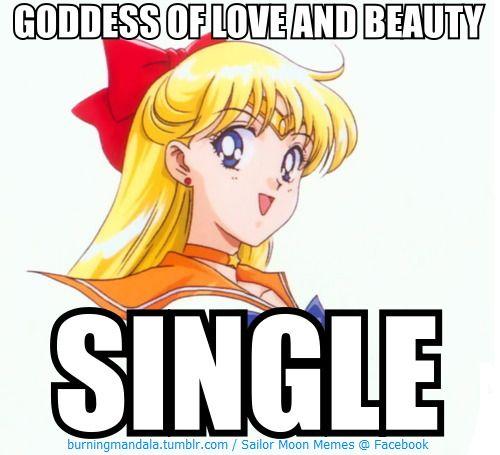 Bishoujo Senshi Sailor Moon: Minako Aino meme