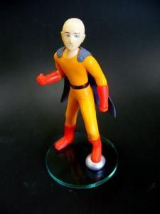 One Punch Man Asahi Saitama Figure