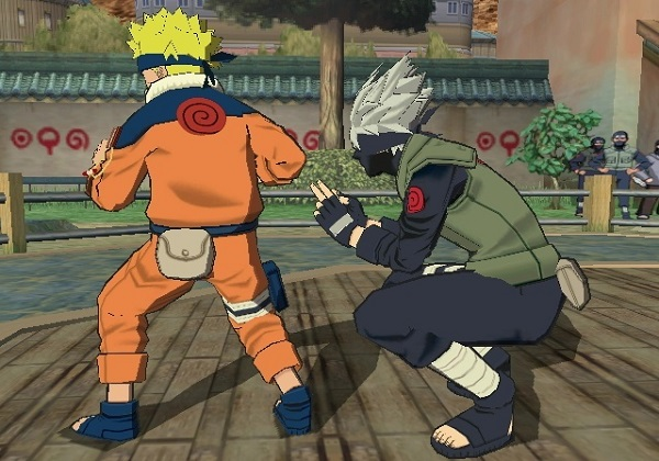 Naruto: Clash of Ninja is one of the best naruto games ever dattebayo!