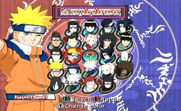 Naruto: Clash of Ninja 2 is one of the best naruto games ever dattebayo!