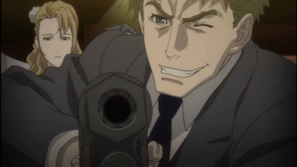 Baccano! is an anime with appeal to steampunk fans