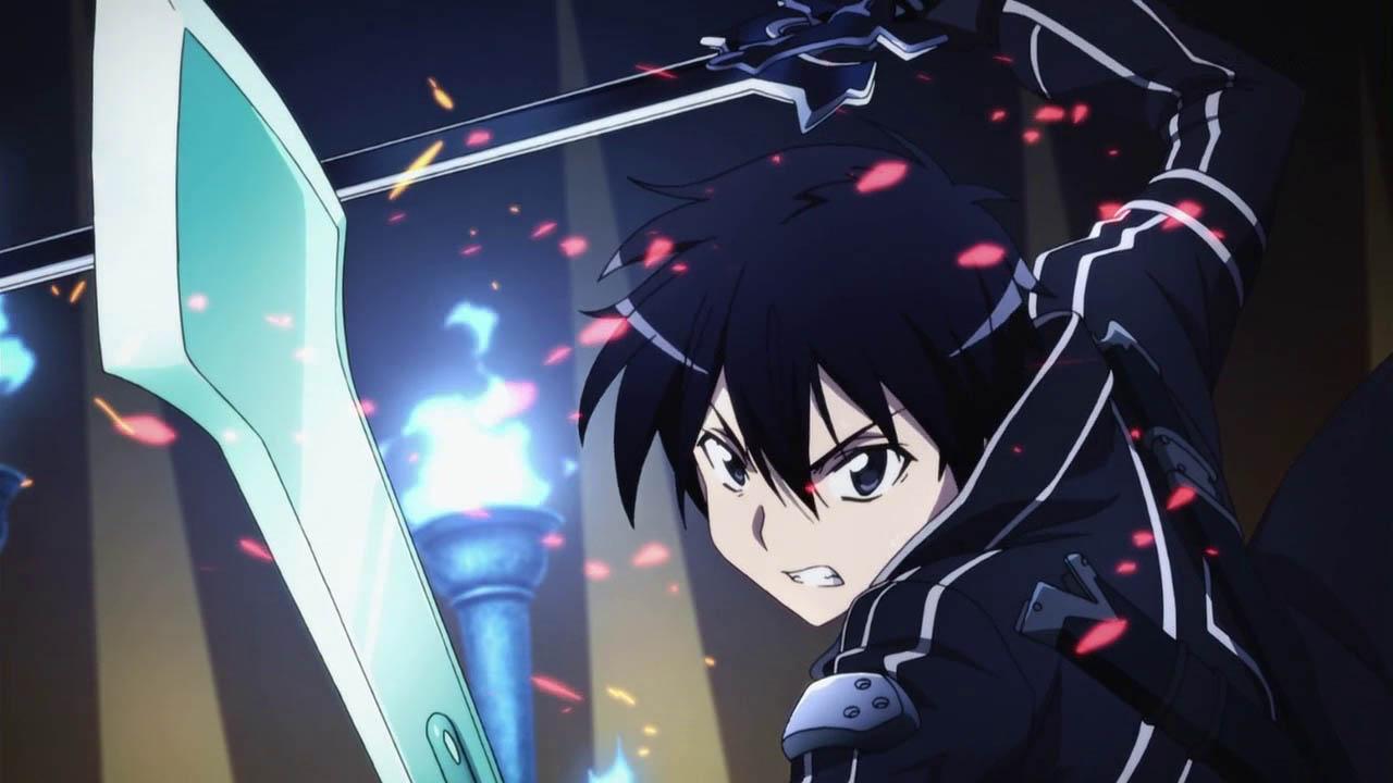 Sword Art Online skills