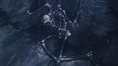 Angel Anime, Fossilized Angel