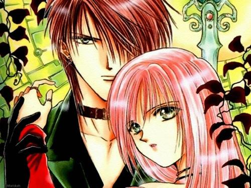 Angel Anime, Aya Mikage, Aki Mikage
