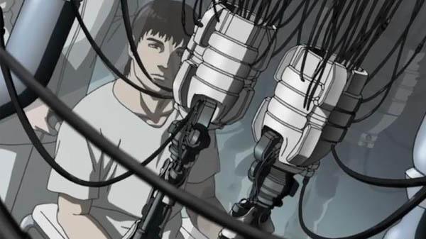 Ichise Texhnolyze Anime Cyborg