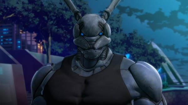 Briareos Appleseed Anime Cyborg