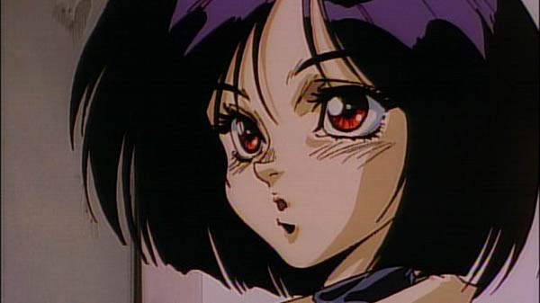 Gally Battle Angel Alita Anime Cyborg