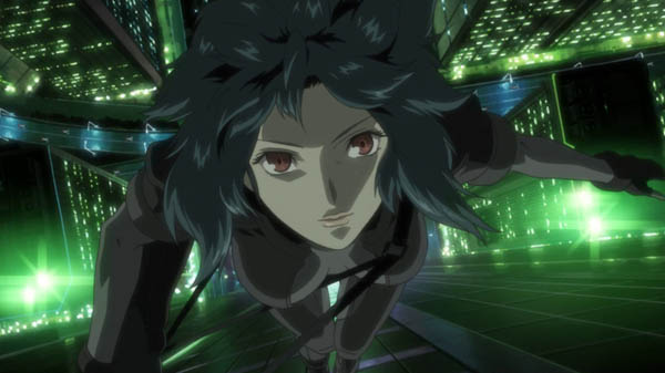Makoto Kusanagi Ghost in the Shell Anime Cyborg