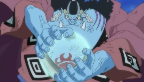 Jinbei, One Piece, anime water