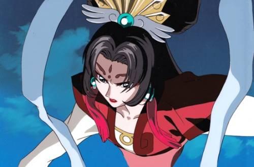 Madoushi, Cardcaptor Sakura Movie 1, anime water