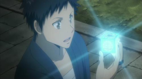 Takeshi Yamamoto, Katekyo Hitman Reborn!, anime water