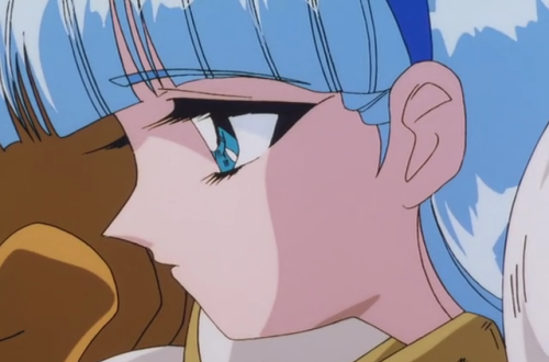Umi Ryuuzaki, Magic Knight Rayearth, anime water